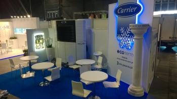 Stoisko Carrier Ecoterm